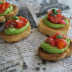 Bruschettine di Avocado – Avocado 100% Born in Sicily